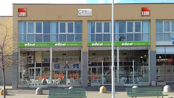 Apre a campi il nuovo centro cucine lube store elce for Elce arredamenti