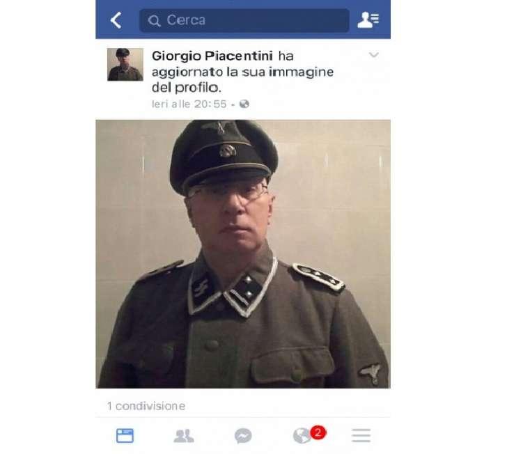 Biassono, comandate in divisa nazista. Piacentini: