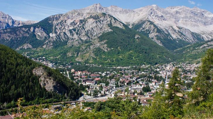 Piste da sci Bardonecchia - Punta Selletta