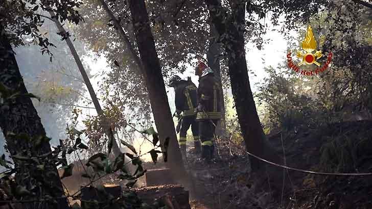 Incendi a Genova, il punto della situazione