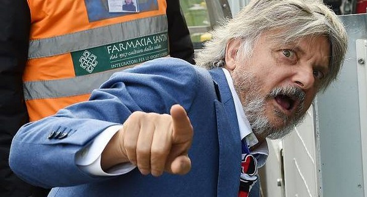 Sampdoria: crac Livingston, respinto il ricorso di Ferrero. Ecco cosa rischia