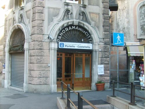 Genova -Uomo accoltella l'ex e un passante per strada