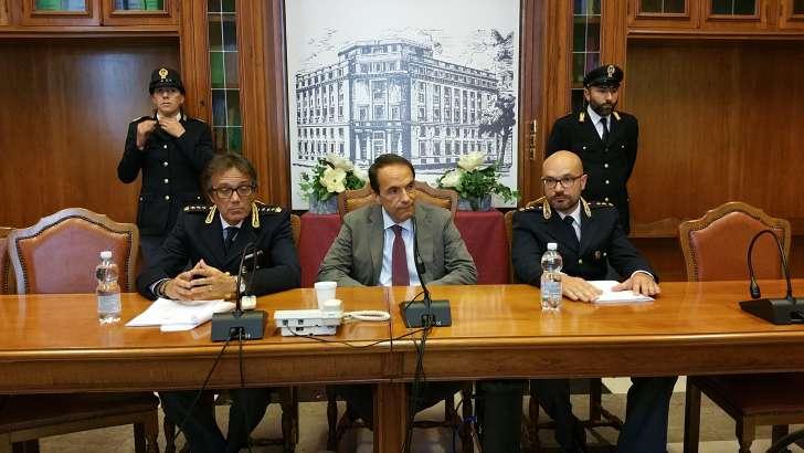 La 'ndrangheta del Nord: maxi sequestro anche a Genova