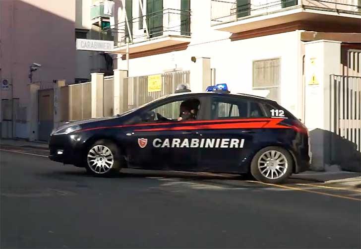 I Carabinieri di Sestri Levante denunciano 46enne e 22enne per spaccio