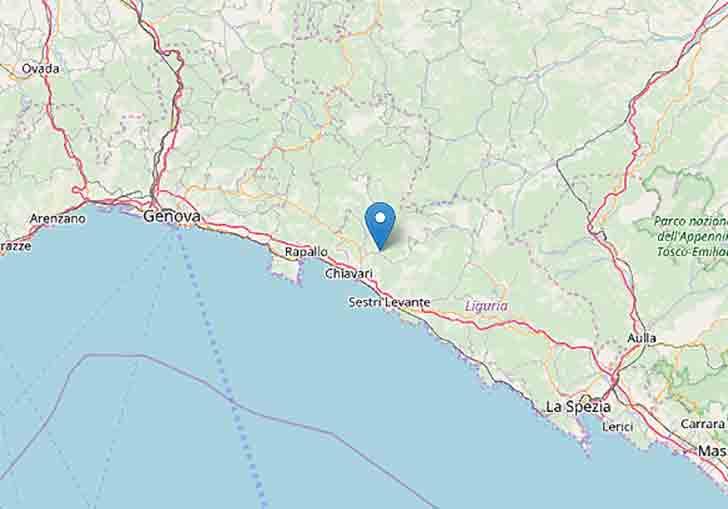 Terremoto nel Cilento: seconda scossa in sette giorni