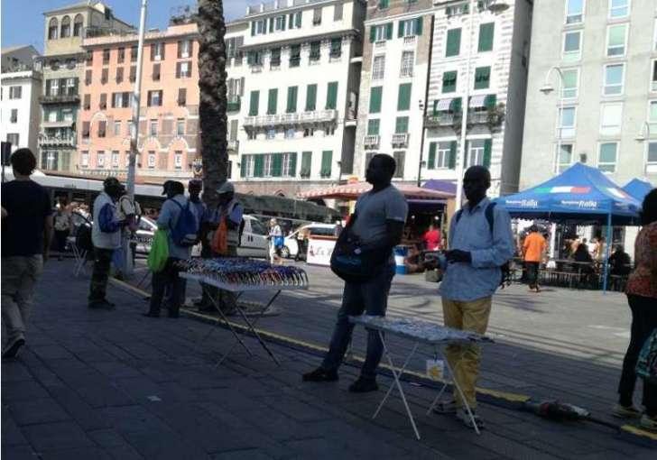 Genova, abusivo senegalese condannato. Consiglio di Stato ...