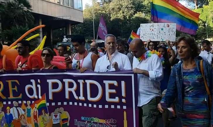 Municipio Ponente contro Comune di Genova: ok a patrocinio Liguria Pride