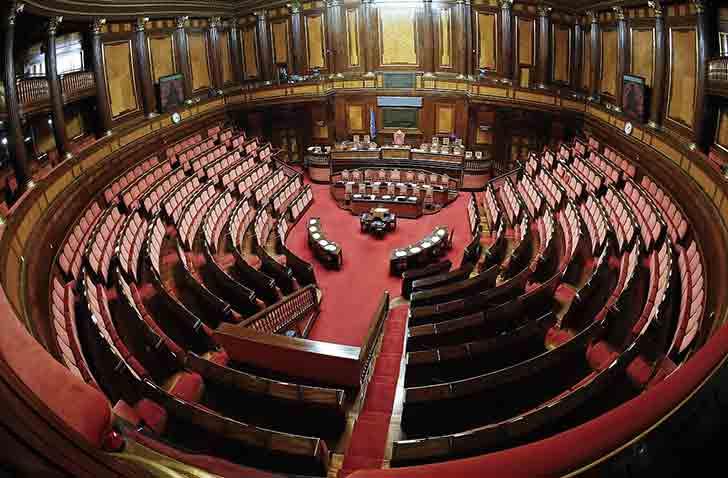 I 9 eletti uninominali alla camera e al senato in liguria for Senato italia