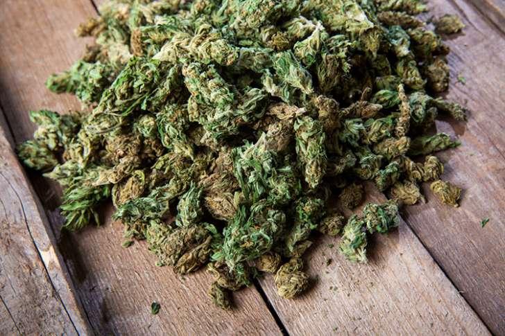 La GdF sequestra 6 kg di marijuana: marocchino arrestato a Marinella