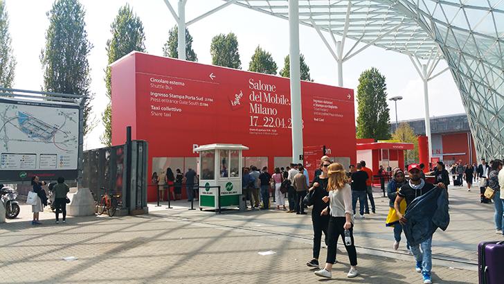Terza edizione del salone del mobile milano award i vincitori for Salone del mobile wikipedia