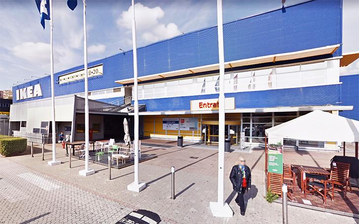 Ikea Genova Dona Arredi Ad Appartmento Didattico Angsa