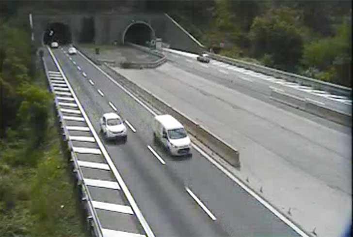 Oggi le autostrade liguri sono da bollino rosso traffico for Traffico autostrade in tempo reale