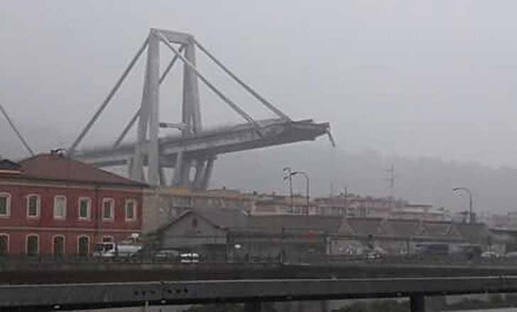 Disastro di Genova, seconda vittima in provincia