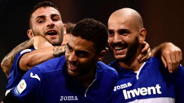 Serie A: Paloschi illude la Spal, ma la Sampdoria rimonta e vince