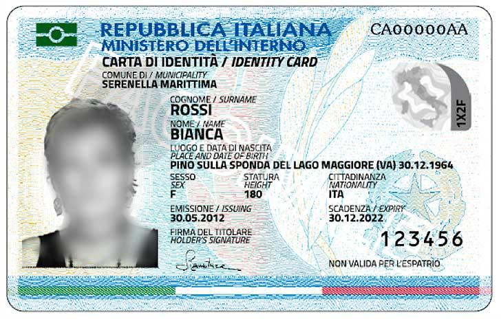 Come ottenere la Carta d\'identità elettronica