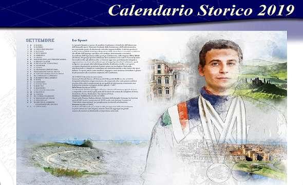 Calendario Bimbi.Genova E La Liguria Nel Calendario Carabinieri 2019