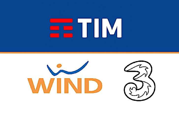 Bollette a 28 giorni, multe Agcom a Tim e Wind Tre