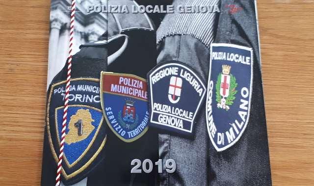 Unite Genova Calendario.Genova Calendario Polizia Locale 2019 Raccolta Per Bimbi