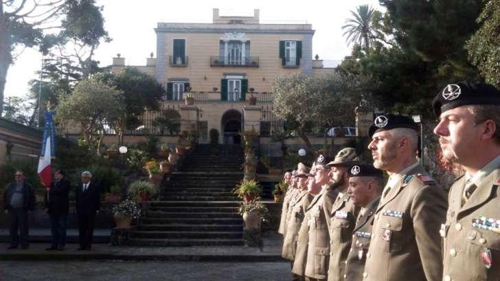 Da Sanremo ad Ischia per visitare le Terme Militari