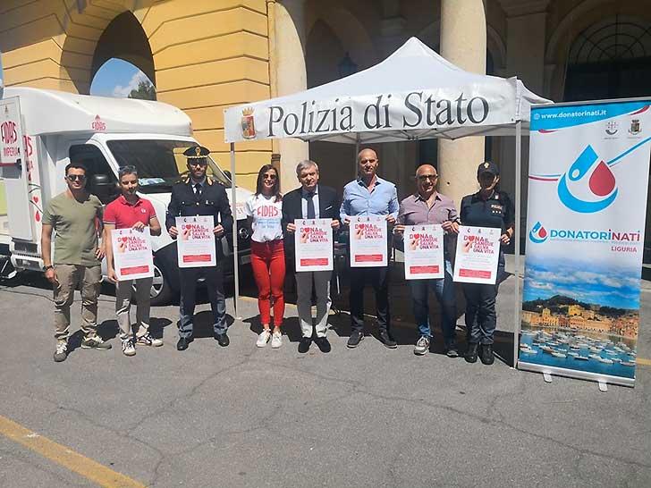Donazione di sangue, le iniziative degli Istituti Regina Elena e San Gallicano