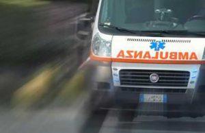 Tragedia a Camporosso, 86enne investito mentre attraversa la strada