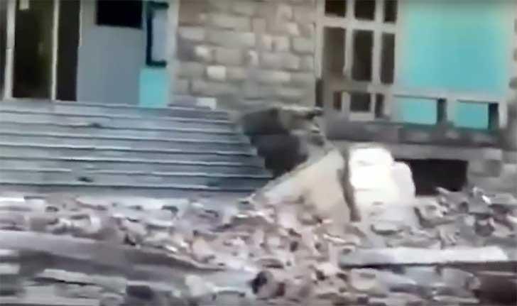 Terremoto in Albania di magnitudo 5.8, il più forte in 30 anni