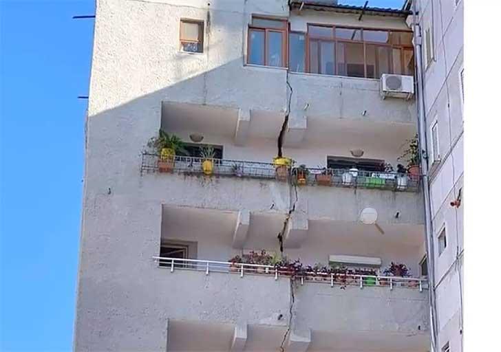 Violento sisma in Albania, scossa avvertita anche a Corato