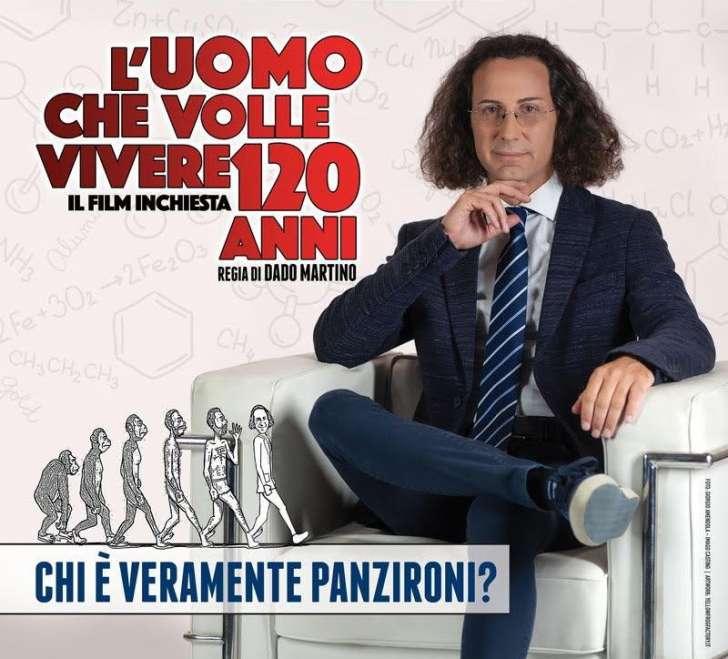 Al Cinema Il Documentario Su Adriano Panzironi