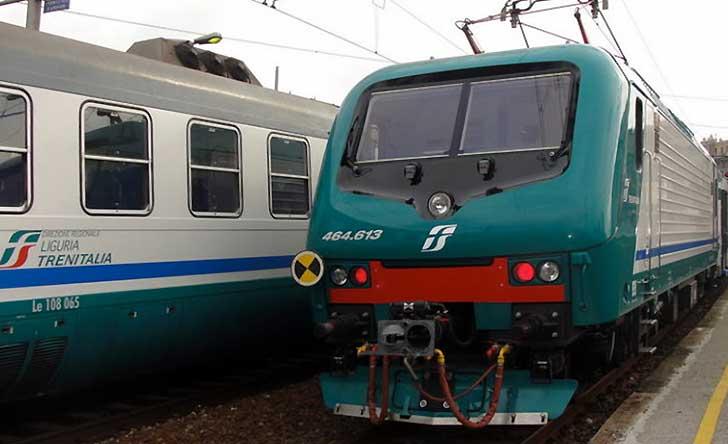 Maltempo, ritardi treni su linea Campoligure-Ovada - Liguria Notizie