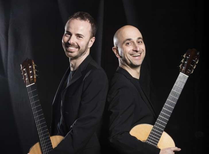 Festival di chitarra a Sanremo oggi di scena i SoloDuo - Liguria Notizie
