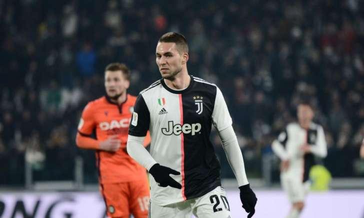 Juventus, Pjaca all'Anderlecht: visite mediche in corso