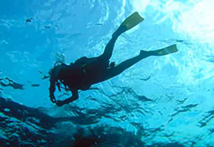 Sub muore durante immersione nell'Area di Portofino