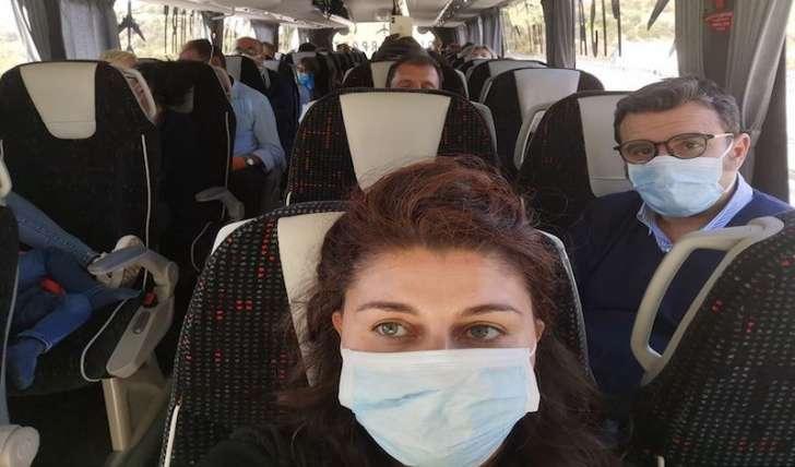 Coronavirus, Ceccardi e Centinaio in Spagna a reuperare italiani