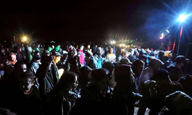 Rave Party al Righi, denunciato organizzatore