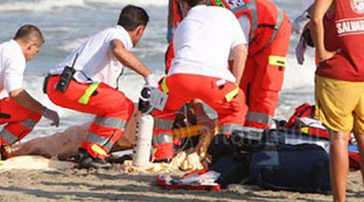 Donna di 75 anni trovata morta in spiaggia a Bordighera