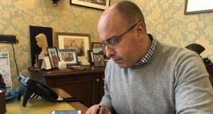 Morte sindaco Di Capua, Chiavari dichiara il lutto cittadino