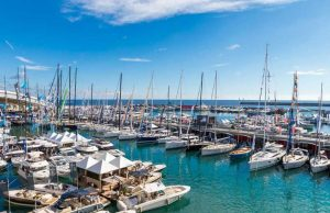 Dal 16 al 21 settembre torna a Genova Il Salone Nautico