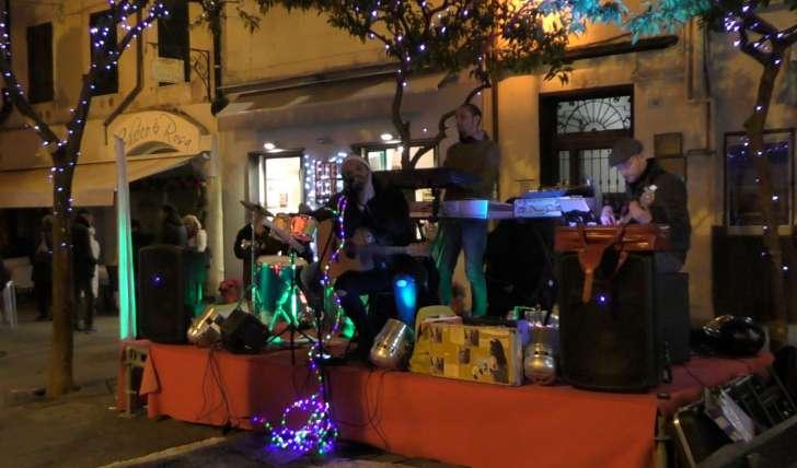Live in Piazza Bresca con sanremofamusica