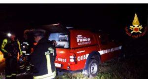 Coppia si perde nella zona di Mattarana, salvati dai VVF