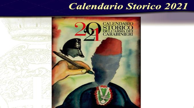 Genova, presentato il Calendario storico 2021 dell'Arma dei