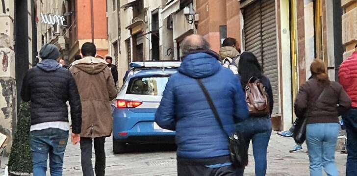 Controlli straordinari nel centro storico: due arresti