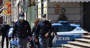 Controllo straordinario della polizia a Sampierdarena