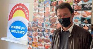 Bogliasco, chiude oggi in spiaggia la campagna elettorale di Luca Pastorino