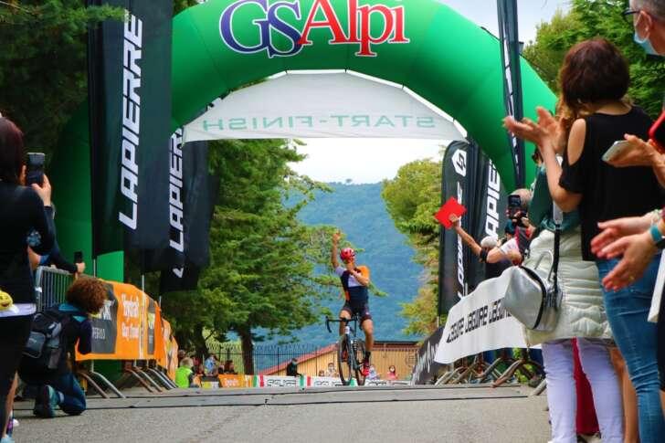 Eddy Raphael trionfa alla GF Laigueglia
