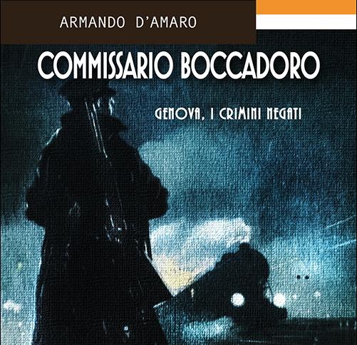 Armando d'Amaro presenta il suo nuovo libro a Genova
