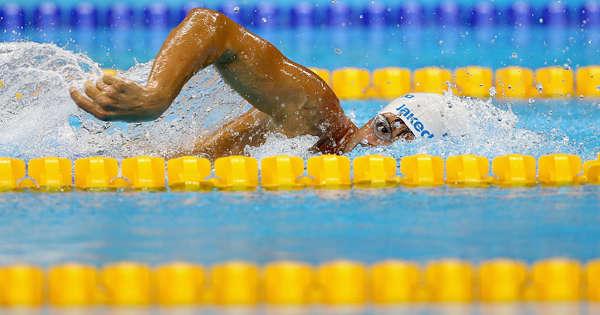 Medaglia genovese agli Europei di nuoto paralimpico