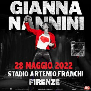 Gianna Nannini torna in tour