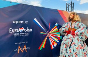 Senhit all'Eurovision Song Contest 2021