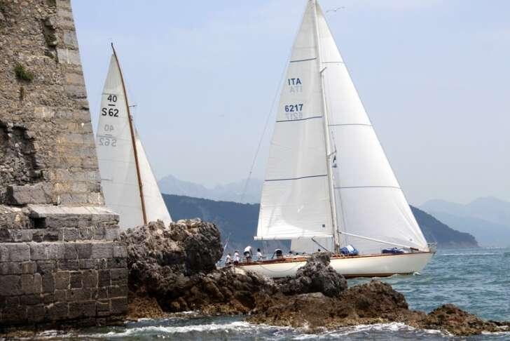 A La Spezia Le Vele d'Epoca nel Golfo