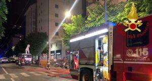 Sestri Levante, principio di incendio su auto: fiamme subito spente